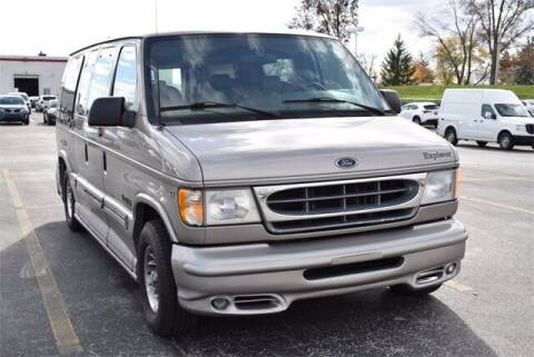 2001 Ford E-Series Cargo for sale at BOB ROHRMAN FORT WAYNE TOYOTA in Fort Wayne IN