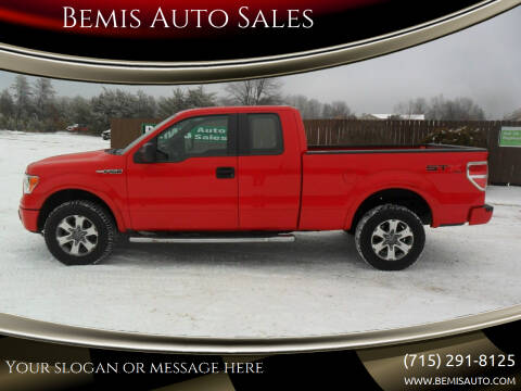 2012 Ford F-150 for sale at Bemis Auto Sales in Crivitz WI