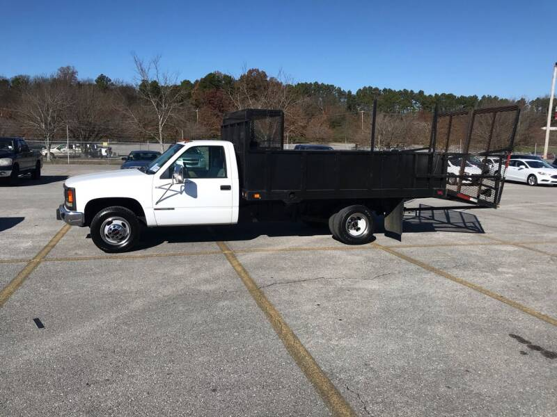 1995 GMC Sierra 3500 for sale at Knoxville Wholesale in Knoxville TN