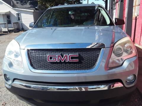 """2008 GMC Acadia for sale at Midwestern Auto Sales """"The Used Car Center"""" in Middletown OH"""