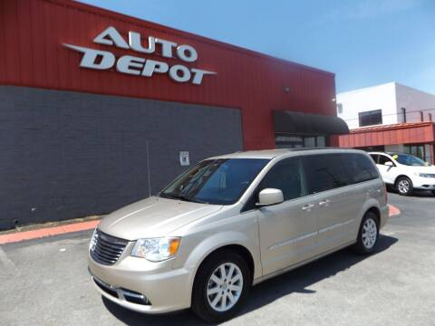 2014 Chrysler Town and Country for sale at Auto Depot - Nashville in Nashville TN