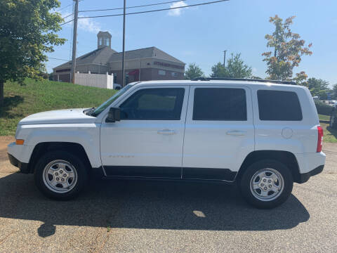 2014 Jeep Patriot for sale at Bill Henderson Auto Group Inc in Statesville NC