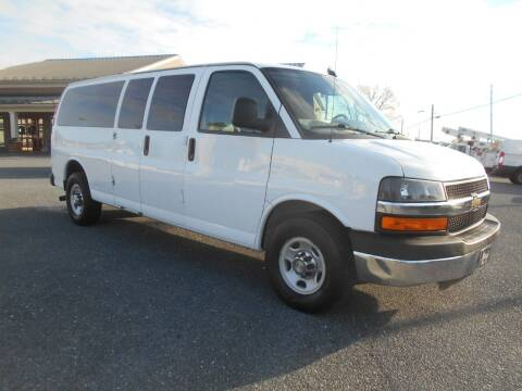 2016 Chevrolet Express Passenger for sale at Nye Motor Company in Manheim PA