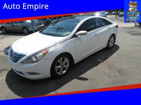 2013 Hyundai Sonata for sale at Auto Empire in Brooklyn NY