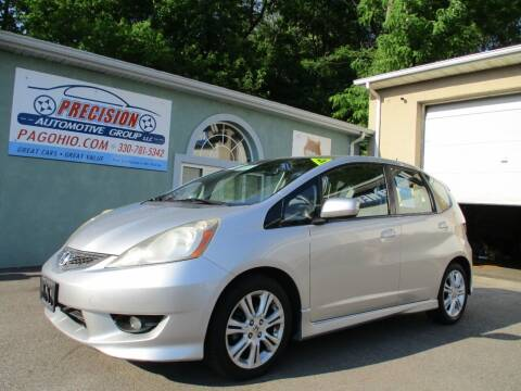 2011 Honda Fit for sale at Precision Automotive Group in Youngstown OH