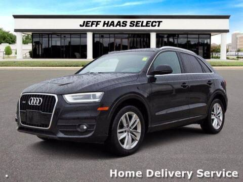 2015 Audi Q3 for sale at JEFF HAAS MAZDA in Houston TX