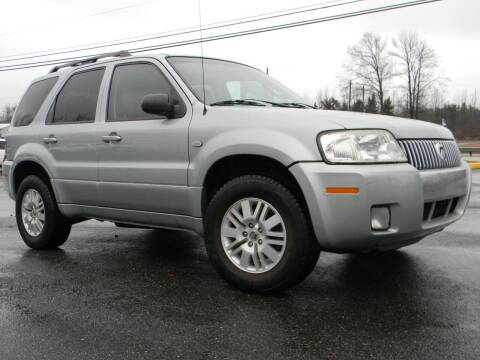 2005 Mercury Mariner for sale at A C Auto Sales in Elkton MD