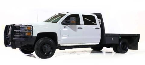 2015 Chevrolet Silverado 3500HD for sale at Houston Auto Credit in Houston TX