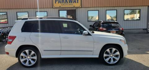 2010 Mercedes-Benz GLK for sale at Parkway Motors in Springfield IL