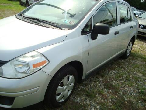 2010 Nissan Versa for sale at Branch Avenue Auto Auction in Clinton MD