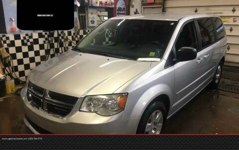 2011 Dodge Grand Caravan for sale at Ogden Auto Sales LLC in Spencerport NY