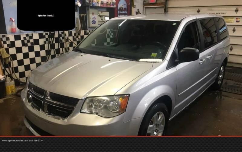 2011 Dodge Grand Caravan for sale at Ogden Auto Sales LLC in Spencerport NY