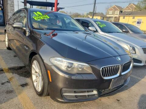 2014 BMW 5 Series for sale at USA Auto Brokers in Houston TX
