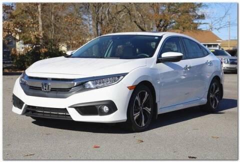 2017 Honda Civic for sale at WHITE MOTORS INC in Roanoke Rapids NC
