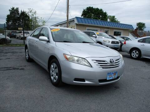 2008 Toyota Camry for sale at Supermax Autos in Strasburg VA