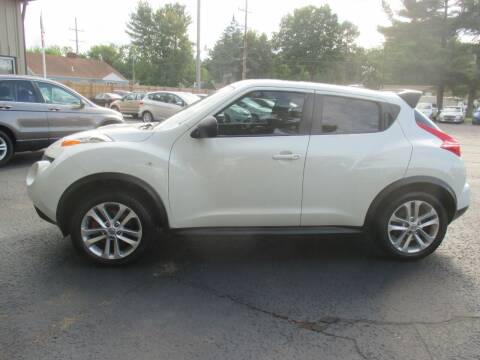2012 Nissan JUKE for sale at Home Street Auto Sales in Mishawaka IN