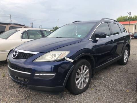2008 Mazda CX-9 for sale at Wolff Auto Sales in Clarksville TN