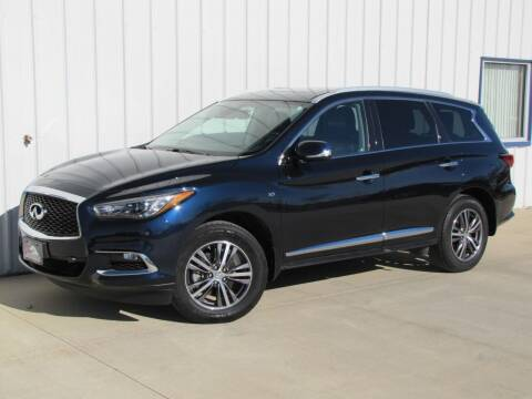 2019 Infiniti QX60 for sale at Lyman Auto in Griswold IA