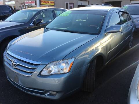 2007 Toyota Avalon for sale at Dijie Auto Sale and Service Co. in Johnston RI