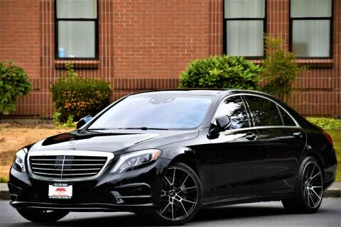 2015 Mercedes-Benz S-Class for sale at SEATTLE FINEST MOTORS in Lynnwood WA
