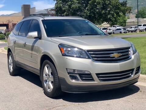 2013 Chevrolet Traverse for sale at A.I. Monroe Auto Sales in Bountiful UT