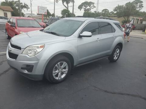 2011 Chevrolet Equinox for sale at Riviera Auto Sales South in Daytona Beach FL