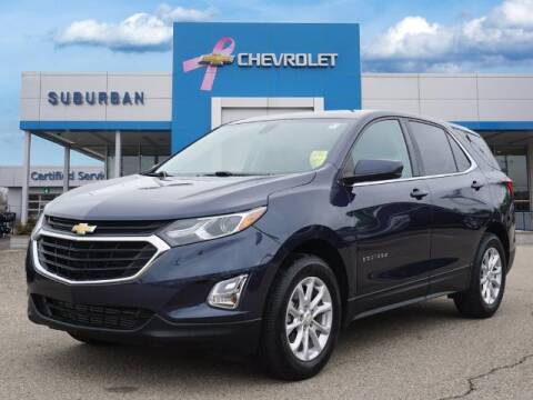 2018 Chevrolet Equinox for sale at Suburban Chevrolet of Ann Arbor in Ann Arbor MI