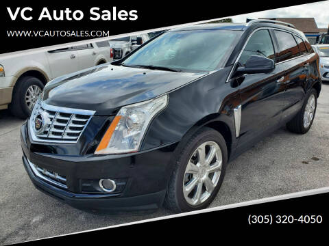 2016 Cadillac SRX for sale at VC Auto Sales in Miami FL