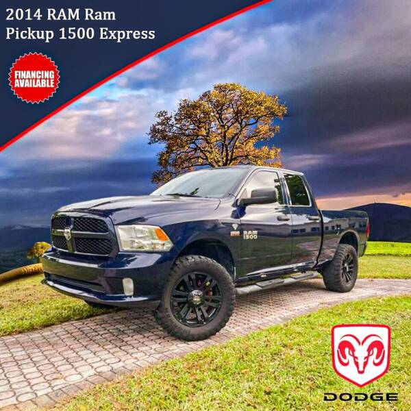 2014 RAM Ram Pickup 1500 for sale at Citywide Auto Group LLC in Pompano Beach FL
