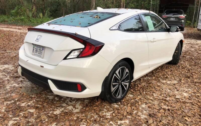 2018 Honda Civic for sale at Mike's Auto Sales INC in Chesapeake VA