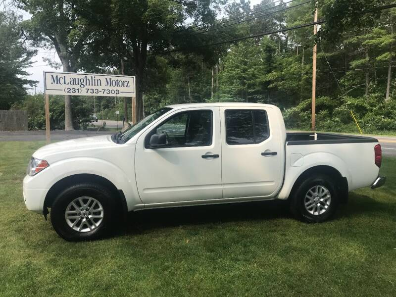 2019 Nissan Frontier for sale at McLaughlin Motorz in North Muskegon MI