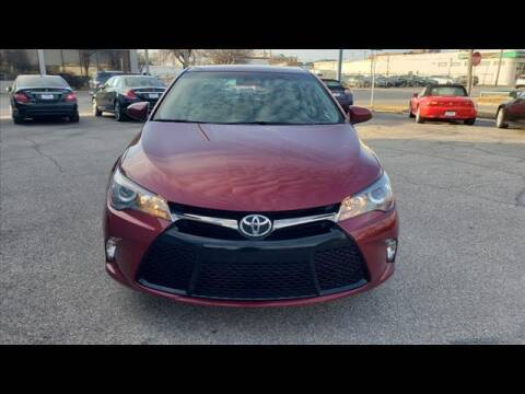 2017 Toyota Camry for sale at Euro-Tech Saab in Wichita KS