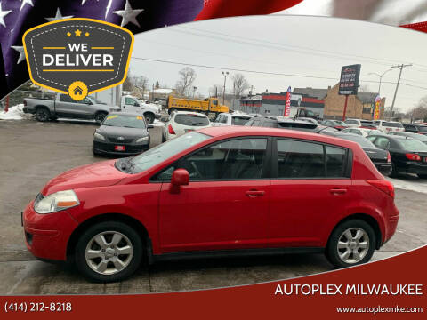 2009 Nissan Versa for sale at Autoplex 2 in Milwaukee WI