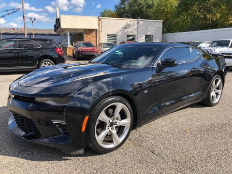 2017 Chevrolet Camaro for sale at SKY AUTO SALES in Detroit MI