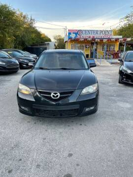 2008 Mazda MAZDA3 for sale at Centerpoint Motor Cars in San Antonio TX