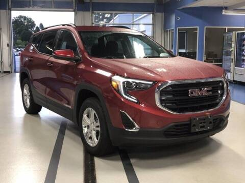 2018 GMC Terrain for sale at Simply Better Auto in Troy NY