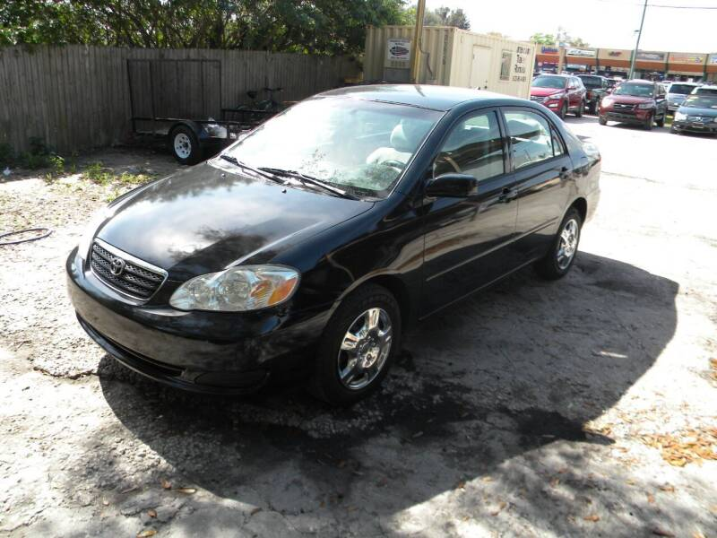 2008 Toyota Corolla for sale at Perez & Associates Auto Inc in Kissimmee FL