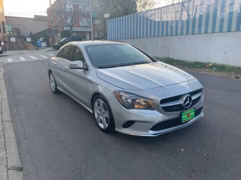 2017 Mercedes-Benz CLA for sale at Sylhet Motors in Jamacia NY