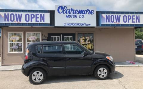 2011 Kia Soul for sale at Claremore Motor Company in Claremore OK
