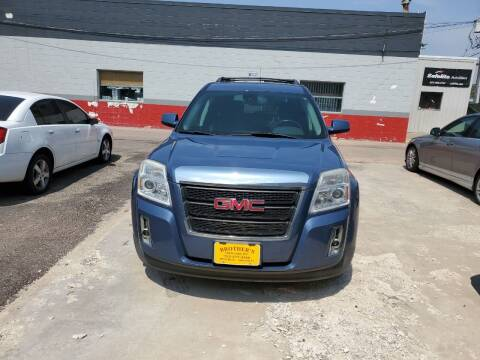 2011 GMC Terrain for sale at Brothers Used Cars Inc in Sioux City IA