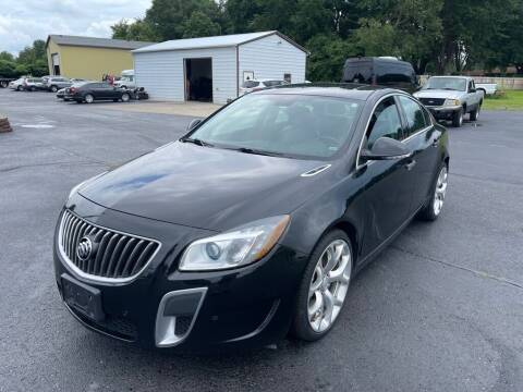 2013 Buick Regal for sale at Best Motor Auto Sales in Perry OH