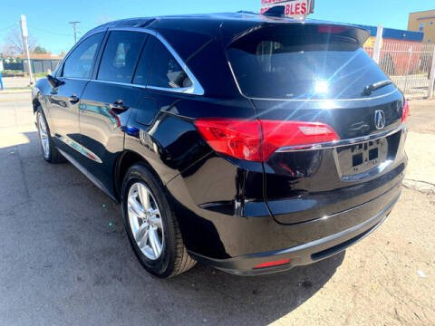 2014 Acura RDX for sale at ELITE MOTOR CARS OF MIAMI in Miami FL