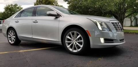 2013 Cadillac XTS for sale at Auto Wholesalers in Saint Louis MO