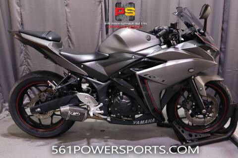 2016 Yamaha YZF-R3 for sale at Powersports of Palm Beach in Hollywood FL