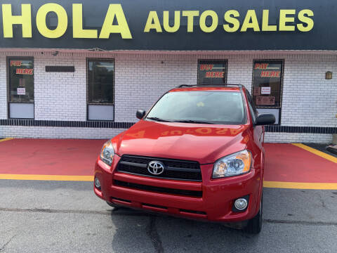 2011 Toyota RAV4 for sale at HOLA AUTO SALES CHAMBLEE- BUY HERE PAY HERE - in Atlanta GA