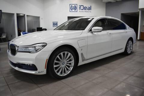 2017 BMW 7 Series for sale at iDeal Auto Imports in Eden Prairie MN