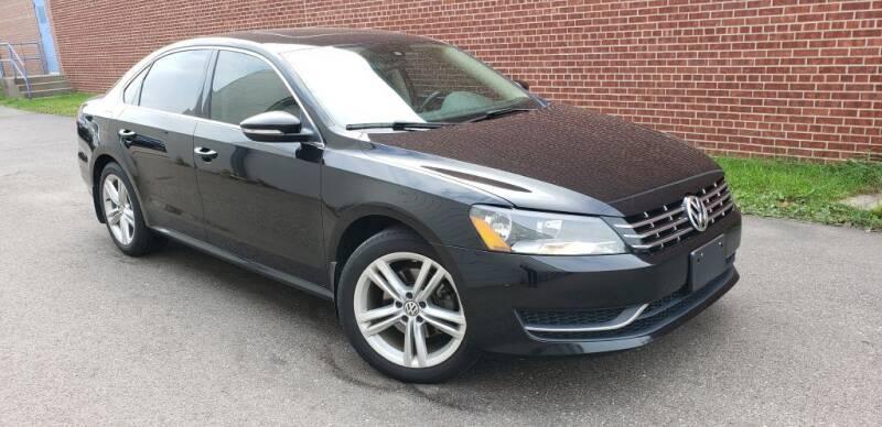 2014 Volkswagen Passat for sale at Minnesota Auto Sales in Golden Valley MN
