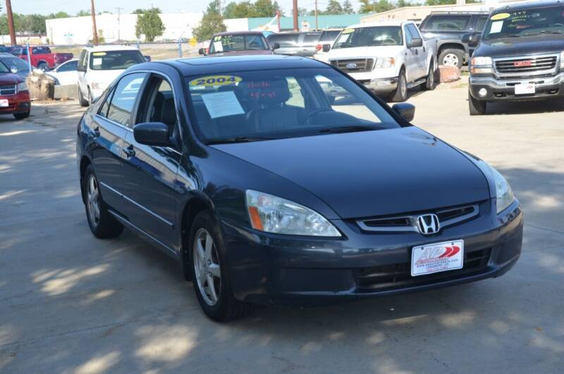 2004 Honda Accord for sale at AP Auto Brokers in Longmont CO