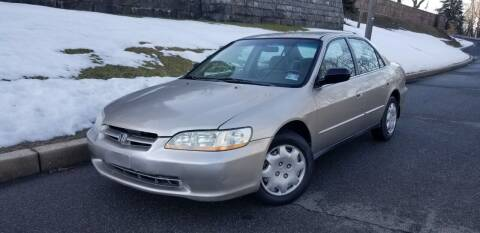 1998 Honda Accord for sale at ENVY MOTORS LLC in Paterson NJ