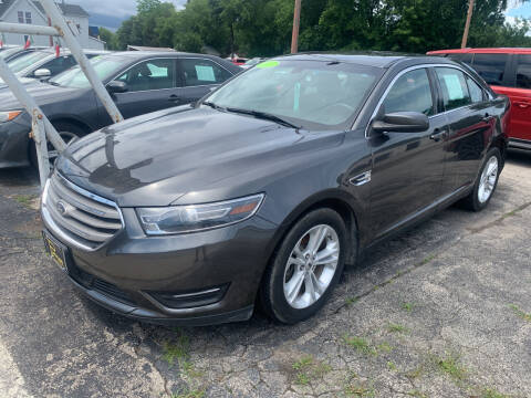 2015 Ford Taurus for sale at PAPERLAND MOTORS - Fresh Inventory in Green Bay WI